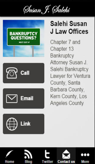 My Resume App – Executive App
